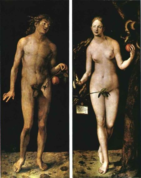 Durer_Adam_and_Eve