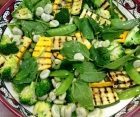 courgettes etc