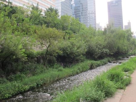 Chenggyecheon Stream