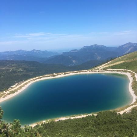 Steinplatte reservoir
